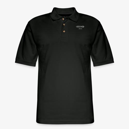 Estasi - Men's Pique Polo Shirt