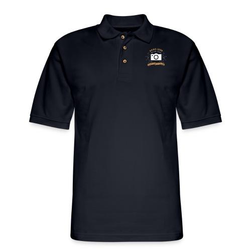 Photography - Men's Pique Polo Shirt