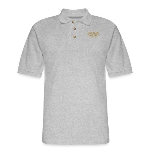 LPMS Pawz - Men's Pique Polo Shirt
