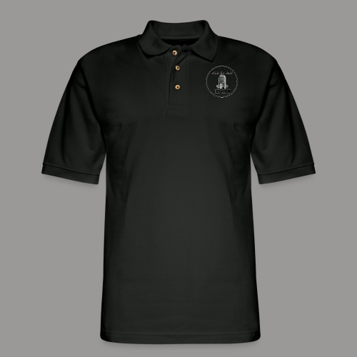 GET ON IT BH - Men's Pique Polo Shirt