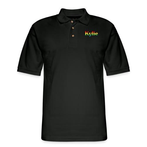 Kylie Minogue - Men's Pique Polo Shirt