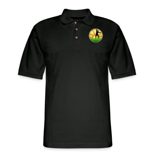 Success - Men's Pique Polo Shirt