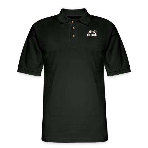 OUR FIRST MERCH - Men's Pique Polo Shirt