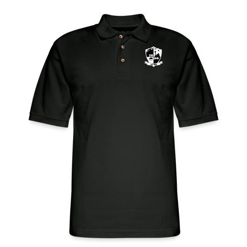 206geek podcast - Men's Pique Polo Shirt