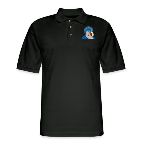 Our Lady of Perpetual Help - Men's Pique Polo Shirt