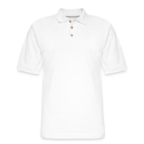 I detect Disruptions in the Force - Men's Pique Polo Shirt