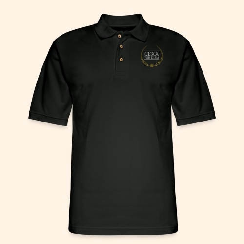 CDXX Per Diem - Men's Pique Polo Shirt