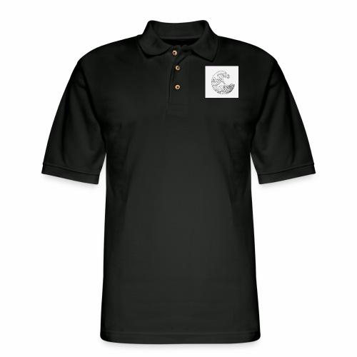 wave accessories design - Men's Pique Polo Shirt
