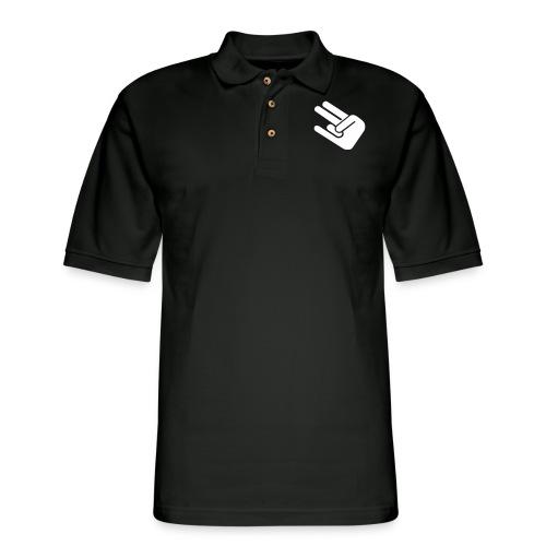 The Shocker - Men's Pique Polo Shirt
