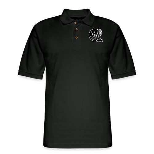 Logo - Men's Pique Polo Shirt