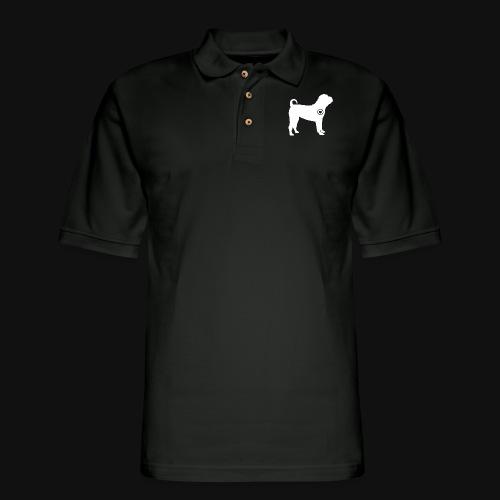 Shar Pei love - Men's Pique Polo Shirt