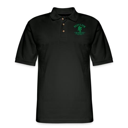 Riley's Gym - Men's Pique Polo Shirt