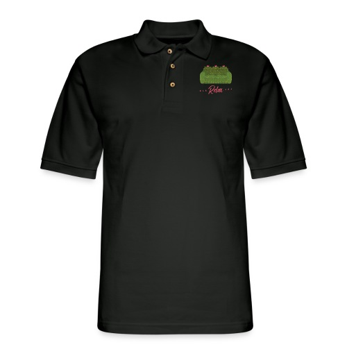 Relax! - Men's Pique Polo Shirt