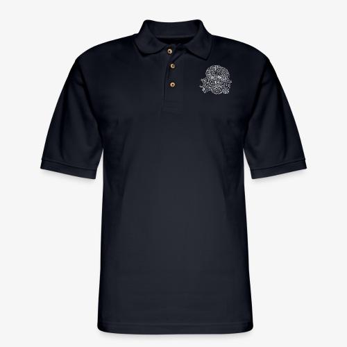White Che - Men's Pique Polo Shirt