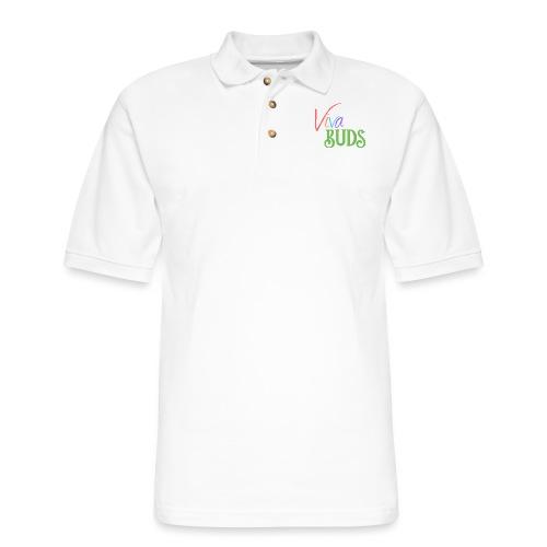 Viva Buds - Men's Pique Polo Shirt