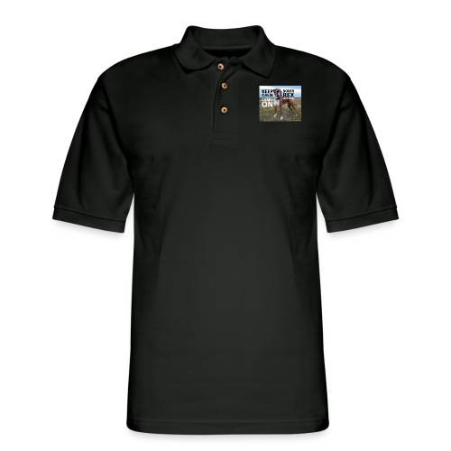 Keep calm and carry on - Men's Pique Polo Shirt