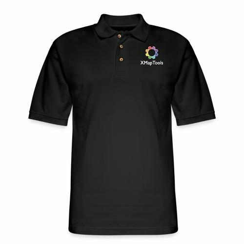 XMapTools - Men's Pique Polo Shirt