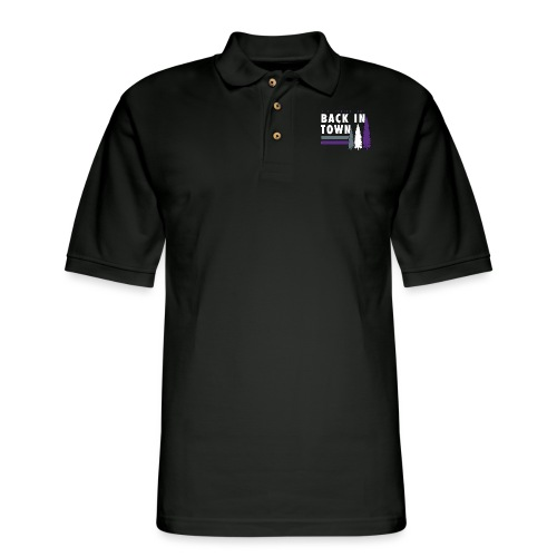 Scores are back in town - Men's Pique Polo Shirt