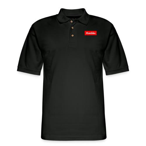 SUPREMELY LIT!!!! - Men's Pique Polo Shirt