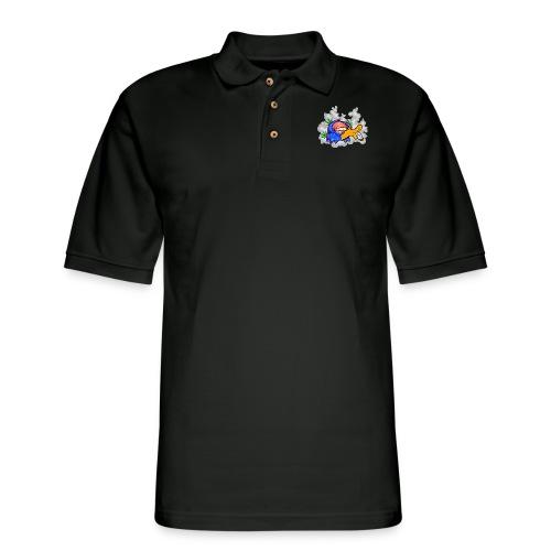 ChronicDuck - Men's Pique Polo Shirt