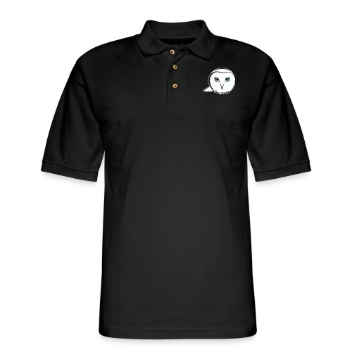 Owlsight - Men's Pique Polo Shirt