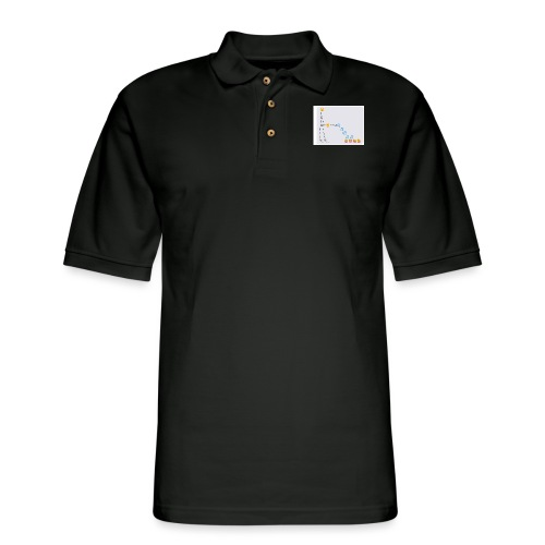 PD Cover Art - Men's Pique Polo Shirt
