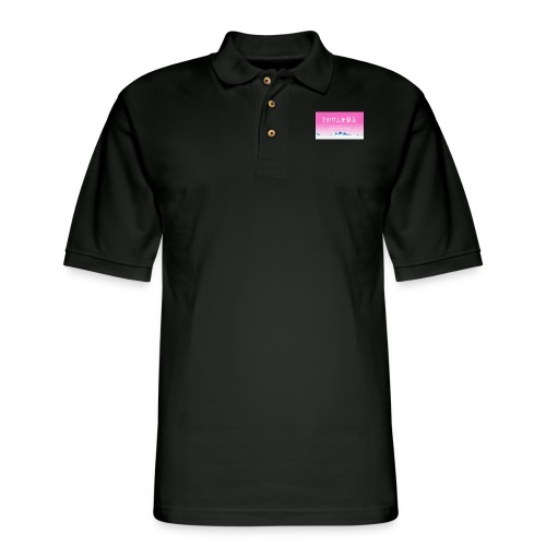 mountain boi - Men's Pique Polo Shirt