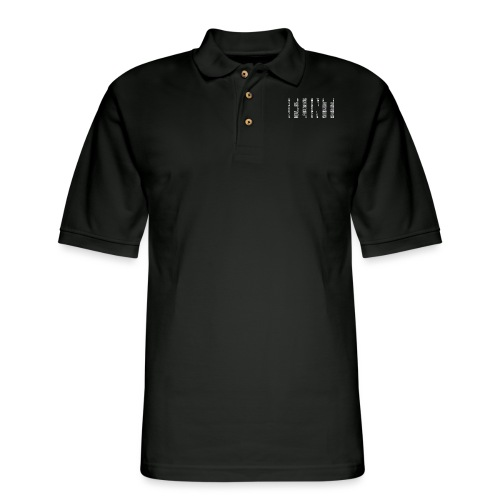 Flint Places - Men's Pique Polo Shirt