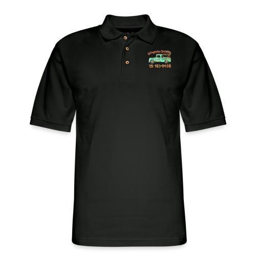 Refrigeration Specialties - Men's Pique Polo Shirt