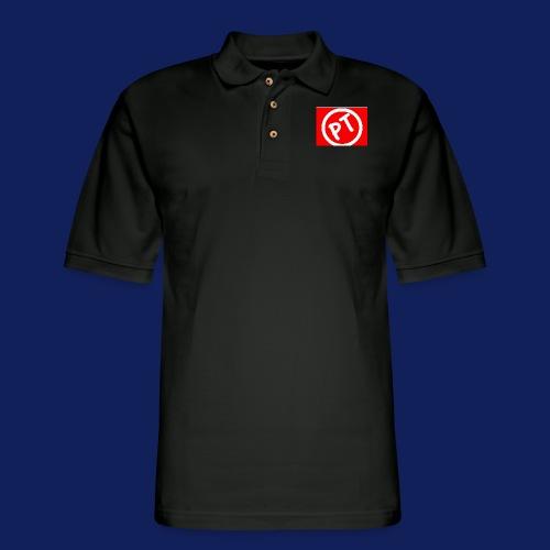 Enblem - Men's Pique Polo Shirt