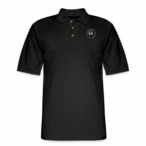 Six String Living - Men's Pique Polo Shirt