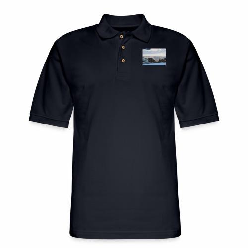 Mt Buller - Men's Pique Polo Shirt