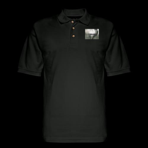 TORNADO ALBUM COVER - Men's Pique Polo Shirt