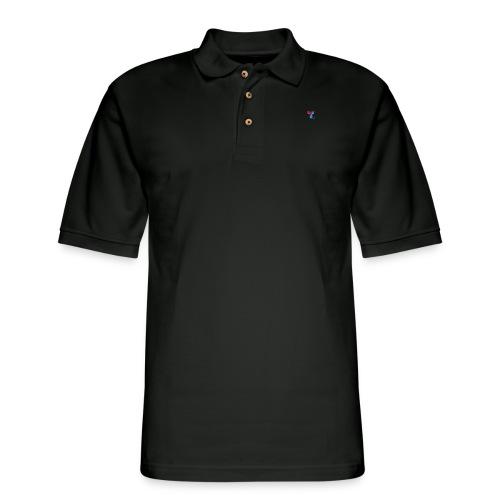 Tip Top Logo - Men's Pique Polo Shirt