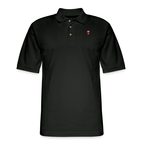 Tip Top - Christmas Drop - Men's Pique Polo Shirt