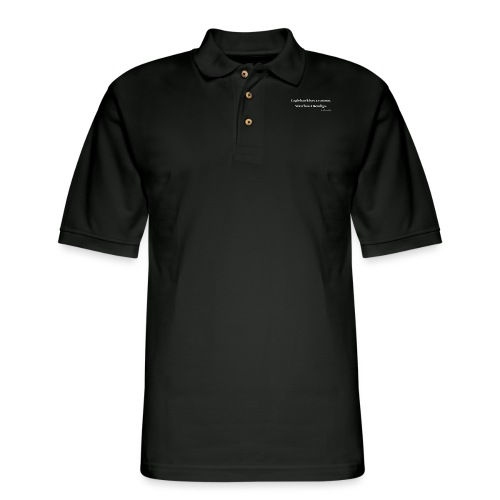 Eaglehawk cannon - Men's Pique Polo Shirt
