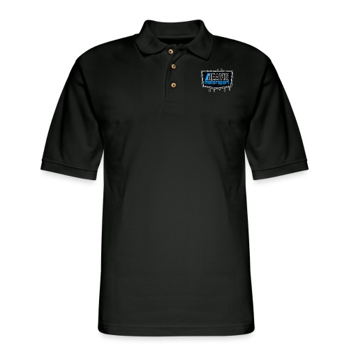 BEAVIS Motorsport Badge Logo - Men's Pique Polo Shirt