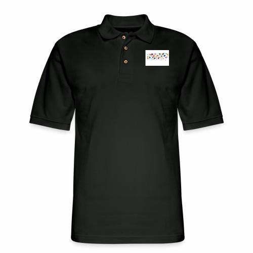 T shirt - Men's Pique Polo Shirt