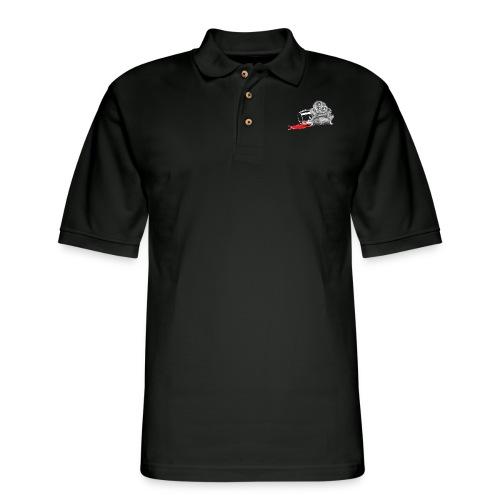 Tipsy Owl - Men's Pique Polo Shirt