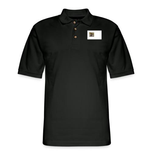 duck_life - Men's Pique Polo Shirt