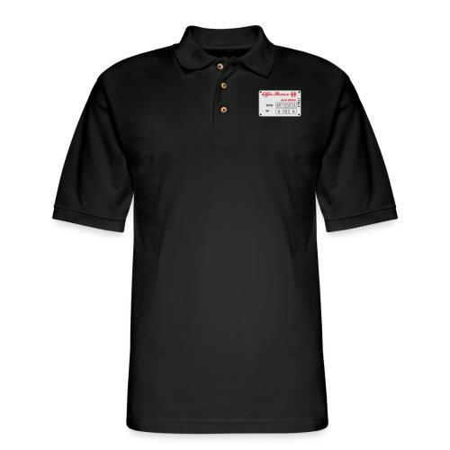 TIPO AR155GTA - Men's Pique Polo Shirt