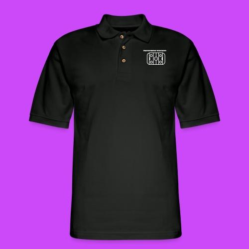 Ineffable Hockey Hoodies 3 - Men's Pique Polo Shirt