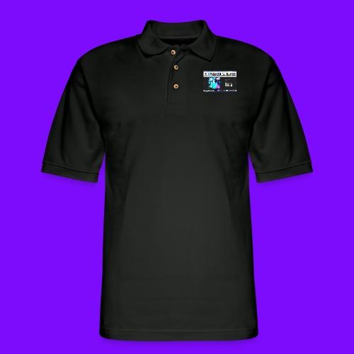 google - Men's Pique Polo Shirt