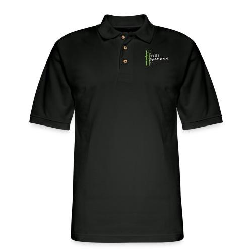 Do you Bamboo? - Men's Pique Polo Shirt