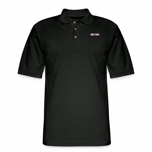 goon night pink - Men's Pique Polo Shirt