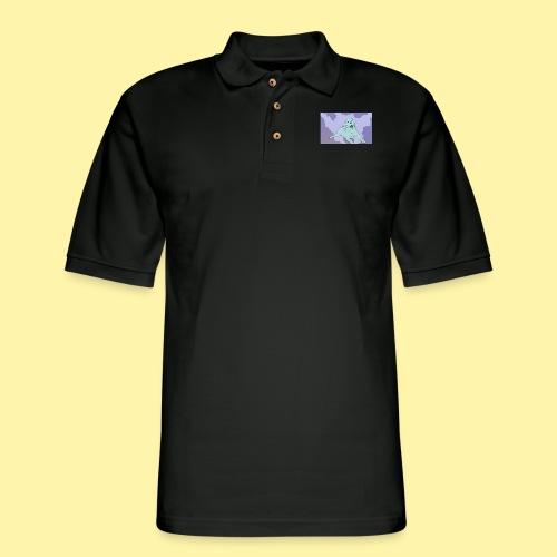 dot3 - Men's Pique Polo Shirt