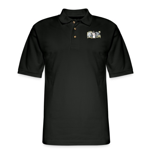 MJ - Men's Pique Polo Shirt