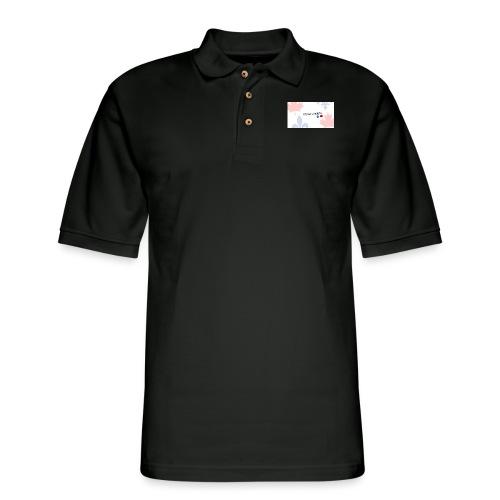 Logo do Canal - Men's Pique Polo Shirt