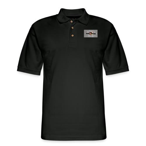 Inspire Be Inspired - Men's Pique Polo Shirt