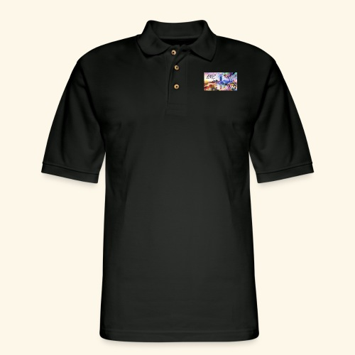 Brisbane - Men's Pique Polo Shirt